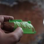 Elastisches Material aus dem 3D-Printer