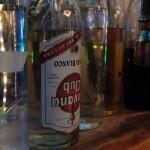 Alkohol-Zuführung